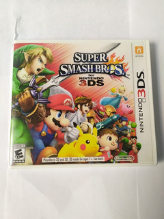 Super Smash Bros, Nintendo 3ds Y 2ds
