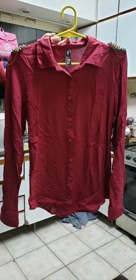 Camisa Roja 47 Street Talle 3/42