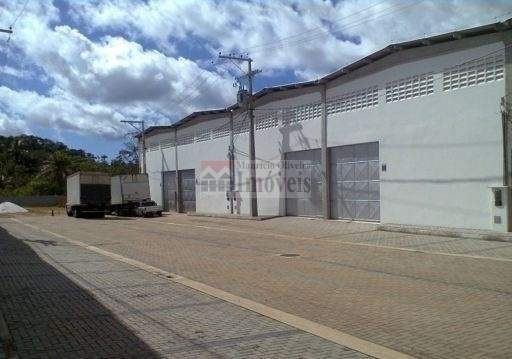 Galpão Para Locação Em Camaçari, Cascalheira. - 545454_2-321217