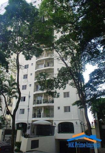 Imagem 1 de 2 de Cobertura Duplex Com 120 M² No Campo Belo!!! - 1956