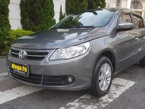 Volkswagen Voyage 1.0 Total Flex 2011 Cinza Completo (-ar)