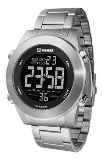 Relógio Masculino X-games Xmssd001 Pxsx Digital Quartz Sport