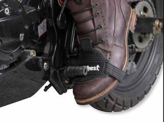Protector De Zapato O Motocicleta Moto Protección