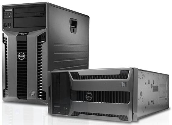 Dell Poweredge T710 Quad Core 128gb Perk H700