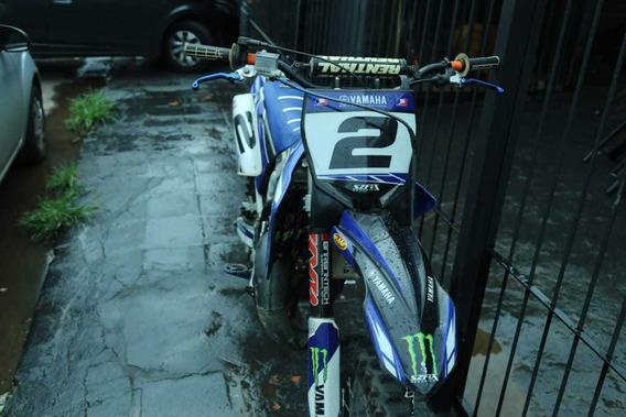 Moto Yamaha Yz 125cc Ano 2004