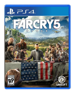 Farcry 5 Ps4 / Far Cry 5 Ps4 Español Latino Nuevo Y Sellado