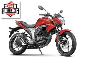 Suzuki Gixxer 150 0km Moto 2017 Tipo Yamaha Fz16