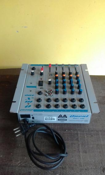 Mesa De Áudio Oneal 4 Canais