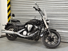 Moto Yamaha Chopper Xvs 950 A Impecable!!!
