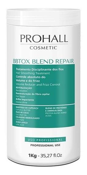 Btox Organico Produtos Cabelo Sem Formol Hidratante 1kg