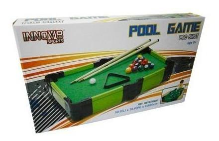 Juguetes Mesa De Pool De 20 Cms Innov8 Sports
