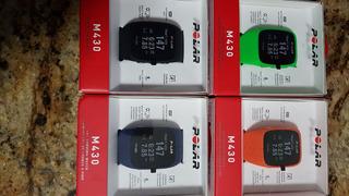 Polar M430 Azul ,negro Y Verde Nuevos