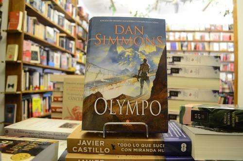 Olympo. Dan Simmons.