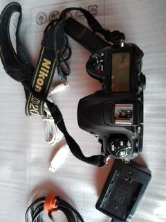 Camara Digital Profesional Nikon D200 Dslr 10.2 Mpx