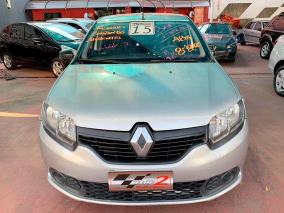 Renault Sandero 1.0 Completo - Sem Entrada 48x R$899,00