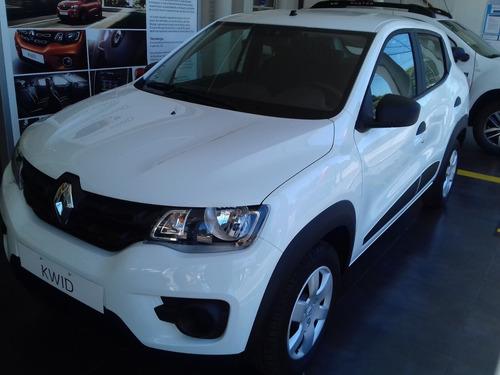 Renault Kwid 1.0 Zen Stock Anticipo + Cuotas Fijas (jg)