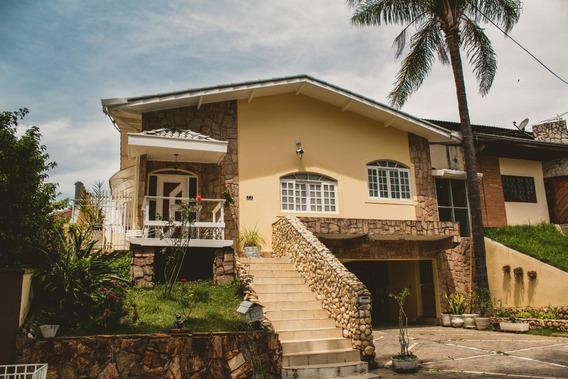 Casa Residencial Em São José Dos Campos - Sp - Ca0067_jsbr