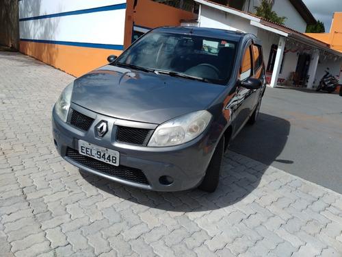 Imagem 1 de 8 de Renault Sandero 2009 1.0  Authentic