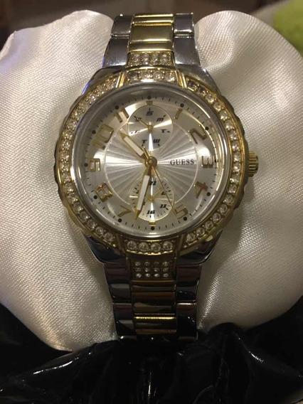Guess Relógio (precisa Trocar A Bateria) Original