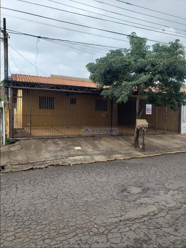 Casa À Venda, 164 M² Por R$ 490.000,00 - Jardim Piza - Londrina/pr - Ca1969