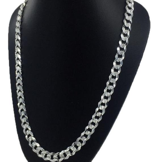 Walliskette plata 925 doradas masivamente mosquetón cadena de plata oro 42 hasta 80 cm