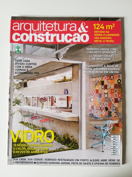 Revista Arquitetura E Construção 303 De Julho De 2012