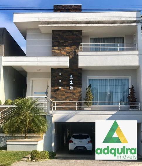 Casa Em Condomínio Com 4 Quartos - 7837-l
