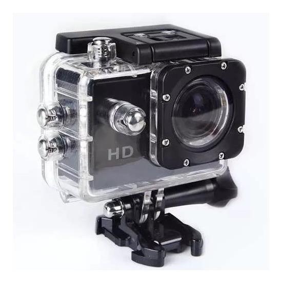Mini Câmera Filmadora Sports Hd 1080p Full Hd +frete Grátis
