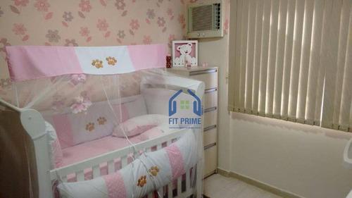 Apartamento Residencial À Venda, Centro, São José Do Rio Preto. - Ap0979