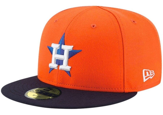 Gorra New Era Astros Houston Para Niño Talla 6 59fifty