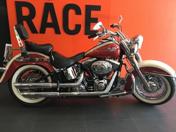 Harley Davidson - Softail Deluxe - Branco