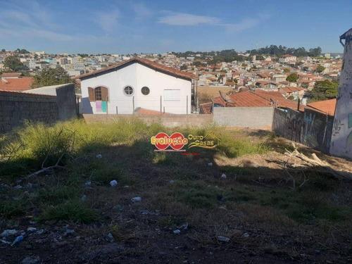 Imagem 1 de 3 de Terreno - Jardim México - Te2332