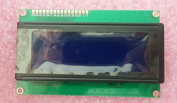 Display Lcd J204a Lcd 2004a 4.5v Tela Azul
