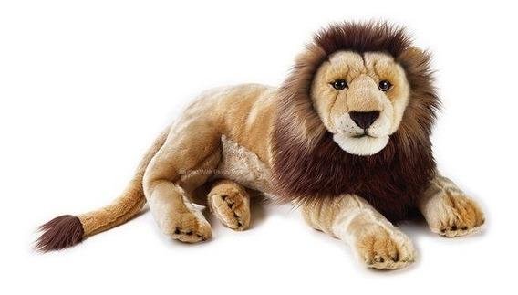 Pelucia Leão (leone) Grande National Geographic 770750 95cm