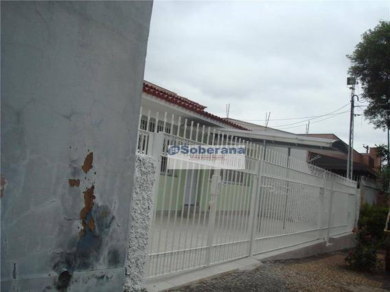Casa Comercial Para Locação, Botafogo, Campinas. - Ca2608