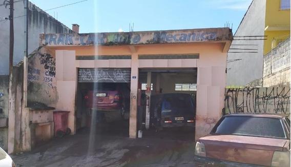 Terreno Em Cidade Soberana, Guarulhos/sp De 0m² À Venda Por R$ 280.000,00 - Te331580