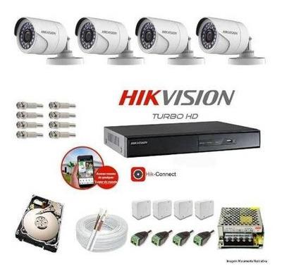 Dvr Hikvision - Cameras