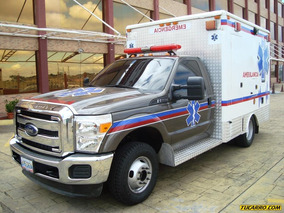 Ambulancias F-350 - Sincrónica