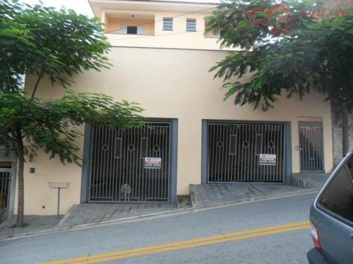 Sobrado Para Venda Em Taboão Da Serra, Jardim Santa Rosa, 4 Dormitórios, 4 Suítes, 1 Banheiro, 4 Vagas - So0252_1-1010319
