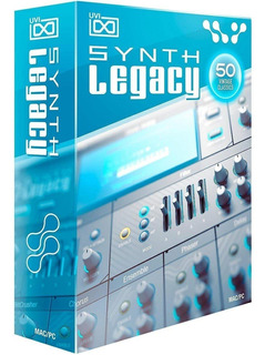 Uvi Synth Legacy - Sintetizador Vst Envio Inmediato