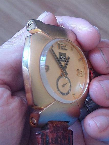 Relógio Da Quiksilver Original Sem Bateria E Sem Pulseira