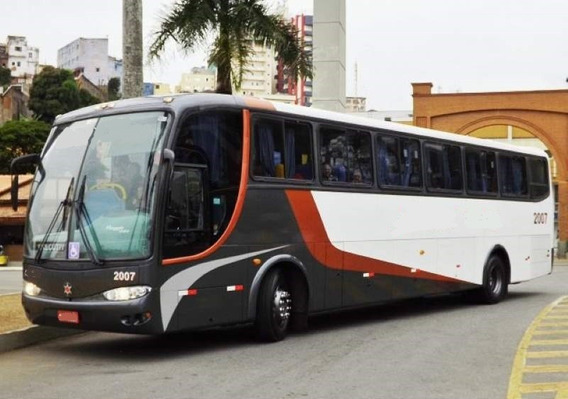 Ônibus Marcopolo Viaggio 1050 G6 Scania K 310 Só Fretamento