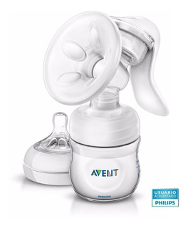 Sacaleche Manual Avent ® Extractor De Leche Materna Natural