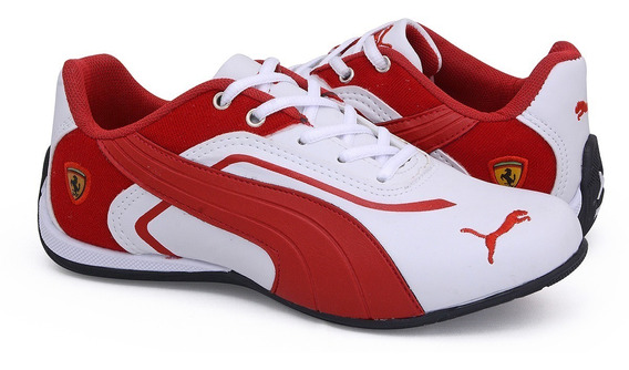 Tenis Masculino Ferrari Bmw Corrida Treino Passeio Promoção
