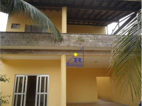Casa Residencial À Venda, Vila Mirim, Praia Grande - Ca0225. - Ca0225