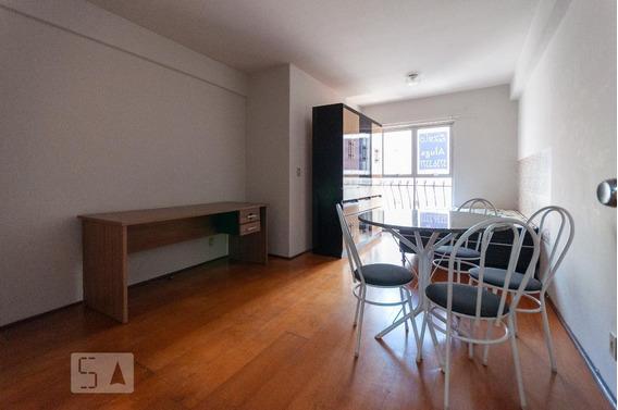 Apartamento Para Aluguel - Cambuí, 1 Quarto, 34 - 893035385