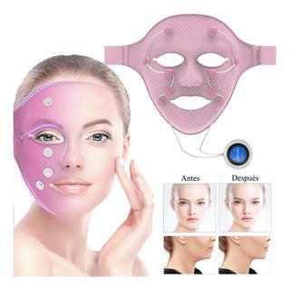 Máscara Facial Ems Antiedad Arrugas Importar Iones