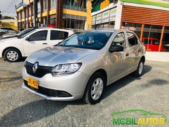Renault Logan Expression Fe 1.6 2017