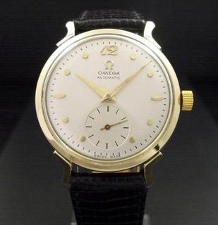 Reloj Omega Automatico Oro 1953 Antiguo