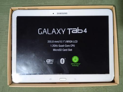 Samsung Galaxy Tab 4 10.1 Blanca